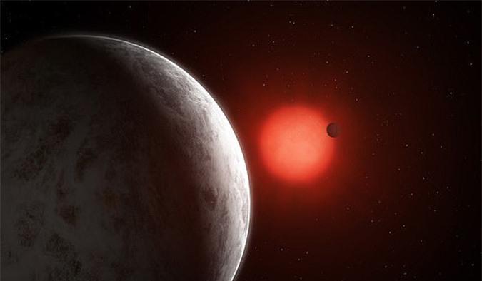2 siêu trái đất và 1 bóng ma hành tinh sống được ở cực gần chúng ta - Ảnh 1.