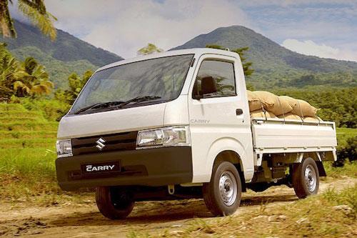 Suzuki Carry Pikap.
