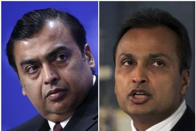 Anh em tỷ phú Ấn Độ - người giàu nhất châu Á, kẻ phá sản suýt đi tù - 1