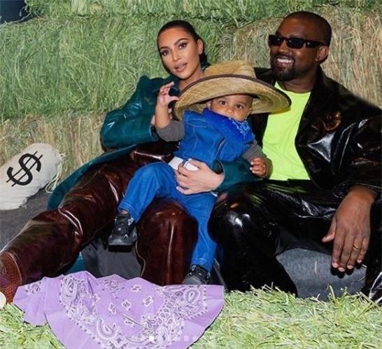 Kim và Kanye từng đăng ảnh tại điền trang Wyoming.
