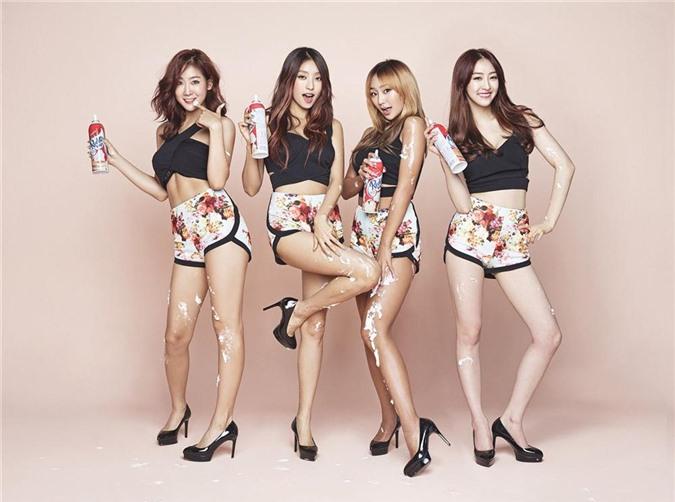 Những nhóm nhạc nữ Kpop giải tán rồi vẫn tình thương mến thương - Ảnh 1