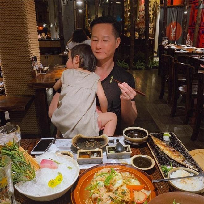 chồng Phan Như Thảo chiều con 0