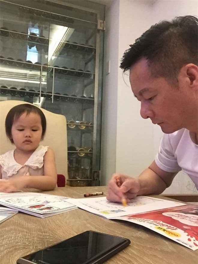 chồng Phan Như Thảo chiều con 2
