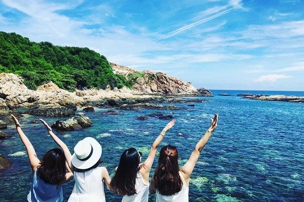 Du lịch nội địa bước vào tháng cao điểm sau khi học sinh cả nước bước vào kỳ nghỉ hè.