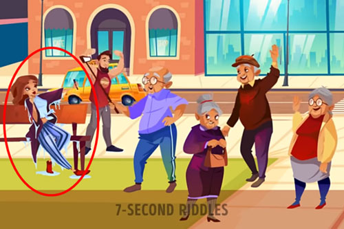 Ảnh: 7 second riddles.