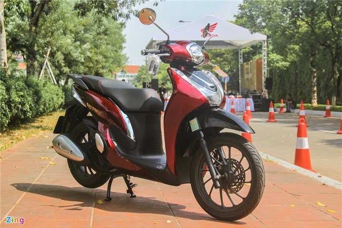Honda SH Mode 2020 duoc nang cap gi so voi doi cu anh 2