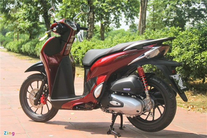 Honda SH Mode 2020 duoc nang cap gi so voi doi cu anh 21