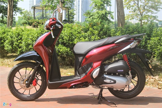 Honda SH Mode 2020 duoc nang cap gi so voi doi cu anh 4