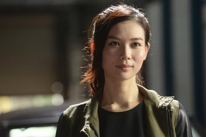 Dương Tú Huệ chuyên đóng vai phụ ở TVB. Ảnh: Sina.