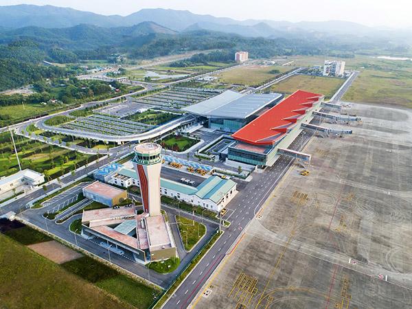 Sân bay quốc tế Vân Đồn đã hoạt động trở lại