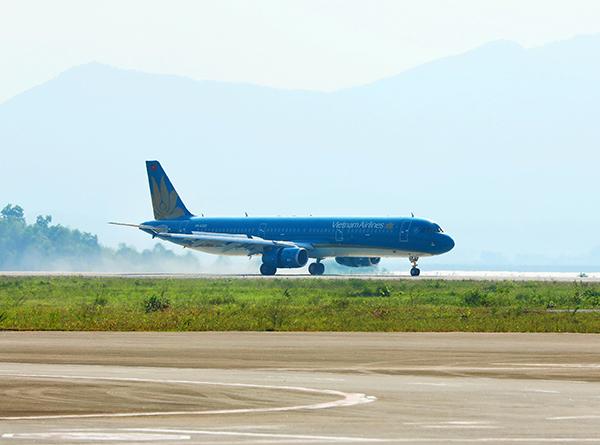 Vietnam Airlines mowr lại đường bay Vân Đồn - Đà nẵng từ ngày 30/7