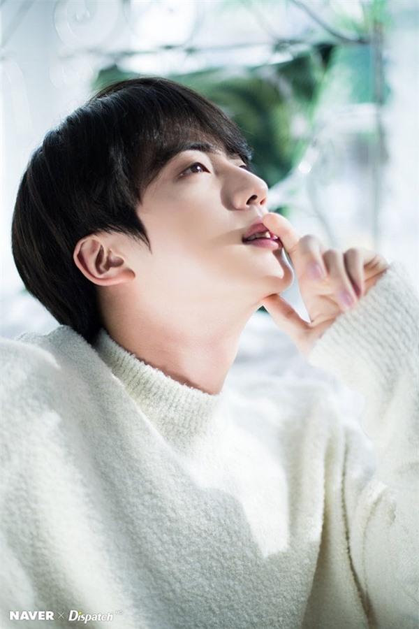 7 câu nói của Jin BTS giúp bạn luôn sống cuộc đời thật ý nghĩa - Ảnh 1