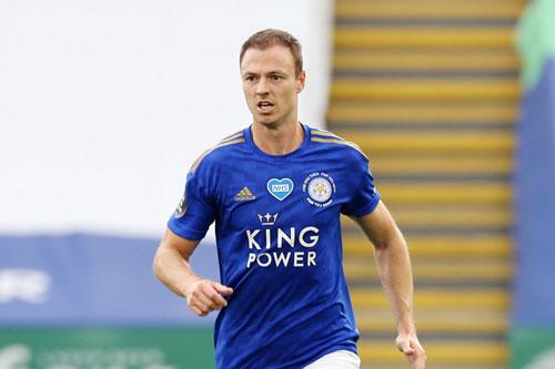 Trung vệ: Jonny Evans (Leicester City).