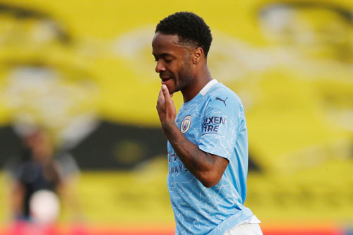 Tiền vệ: Raheem Sterling (Man City).