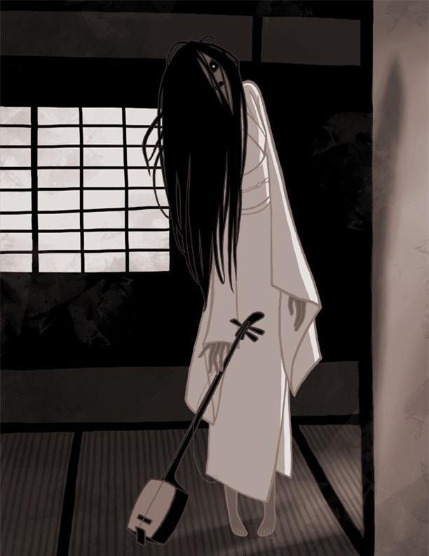 Những bóng ma, oán linh tà ác trong văn hóa của người Nhật Bản - Ảnh 5.
