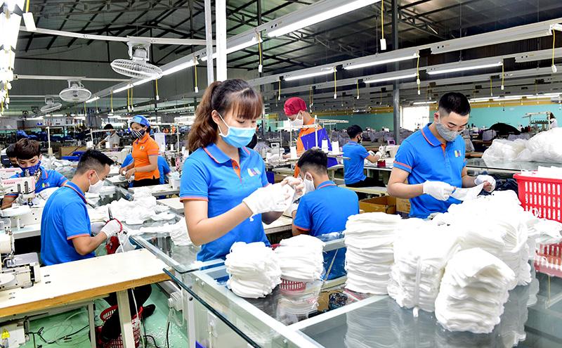 dịch Covid-19 bùng phát mạnh trên phạm vi toàn cầu đã ảnh hưởng nghiêm trọng đến hoạt động sản xuất của doanh nghiệp.