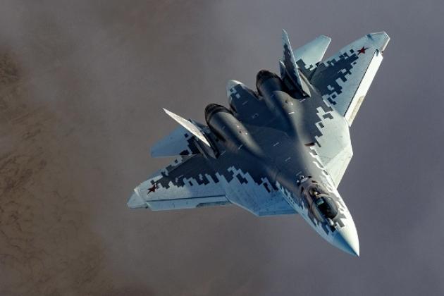 Ấn Độ quyết định không mua sắm tiêm kích tàng hình Su-57 của Nga. Ảnh: TASS.