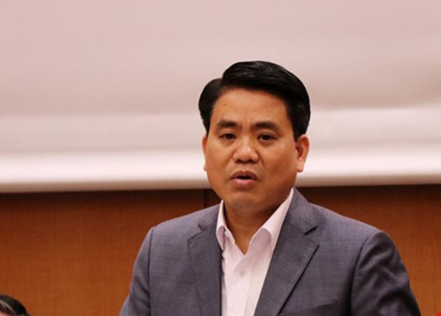 Chủ tịch Hà Nội yêu cầu xử lý nghiêm những trường hợp nhập cảnh trái phép và các đơn vị, tổ chức, cá nhân vi phạm trong công tác phòng chống dịch Covid-19.