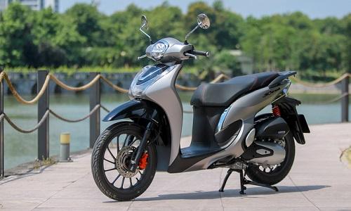 Honda SH Mode 125.