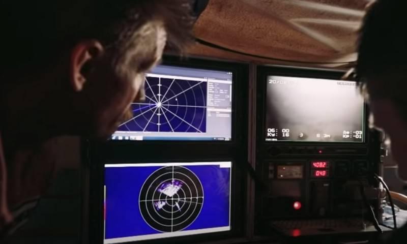 Nga đang thử nghiệm hệ thống giám sát bí mật ở Biển Đen. Ảnh: Topwar.