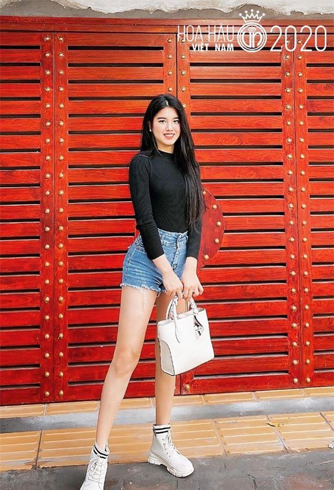 6 nhan sắc sáng giá đầu tiên của Hoa hậu Việt Nam 2020 - Ảnh 13