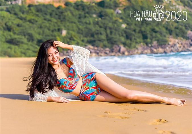 6 nhan sắc sáng giá đầu tiên của Hoa hậu Việt Nam 2020 - Ảnh 14