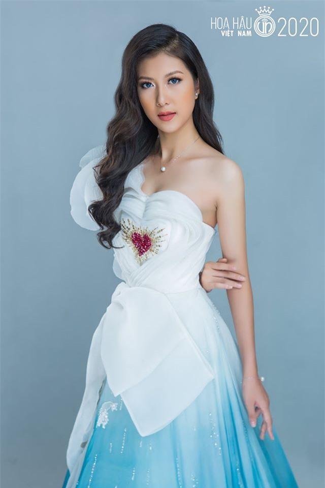 6 nhan sắc sáng giá đầu tiên của Hoa hậu Việt Nam 2020 - Ảnh 17