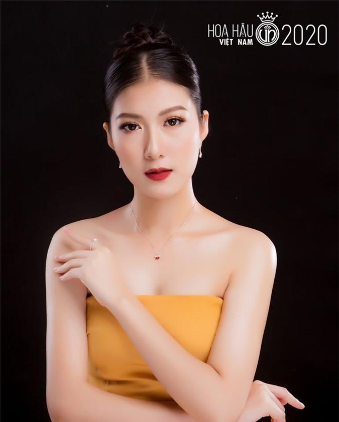 6 nhan sắc sáng giá đầu tiên của Hoa hậu Việt Nam 2020 - Ảnh 18