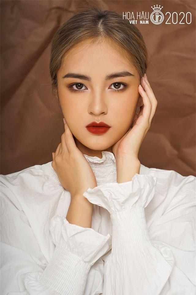6 nhan sắc sáng giá đầu tiên của Hoa hậu Việt Nam 2020 - Ảnh 5