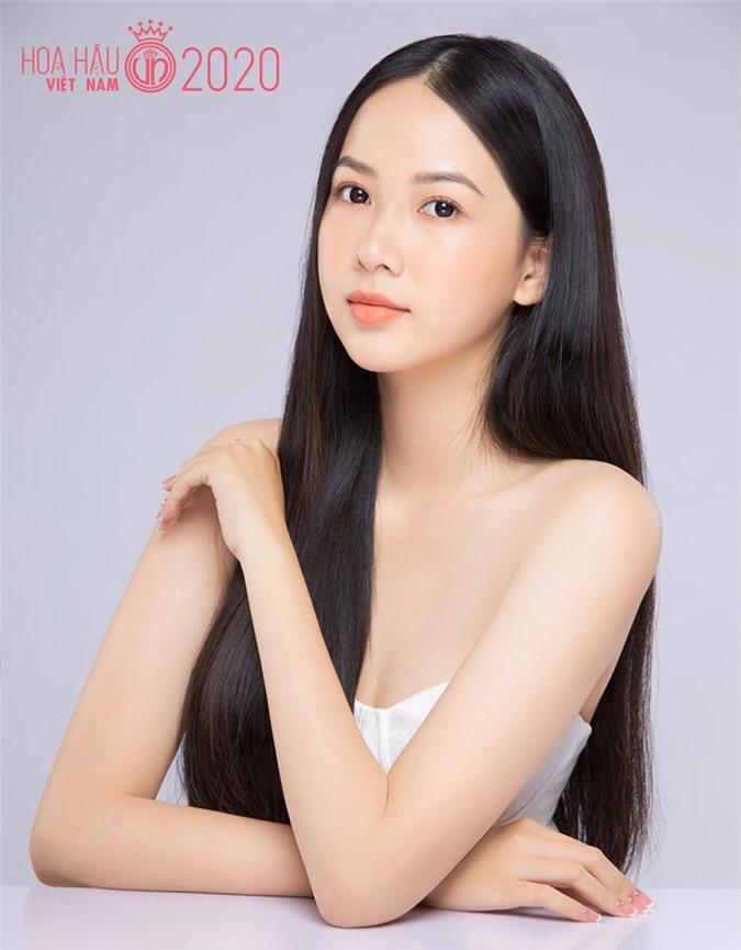 6 nhan sắc sáng giá đầu tiên của Hoa hậu Việt Nam 2020 - Ảnh 9