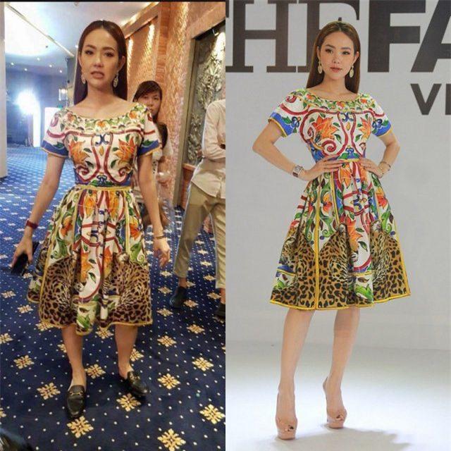 Bị chụp lén, mỹ nhân Việt người đẹp mê hồn, người 'vỡ mộng' bởi cú lừa mang tên photoshop - Ảnh 4