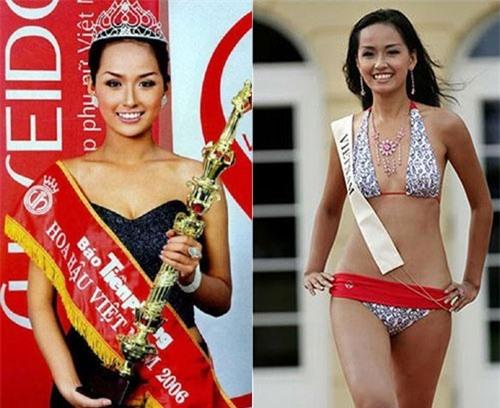 Số đo thay đổi của hoa hậu Việt sau đăng quang - Ảnh 13