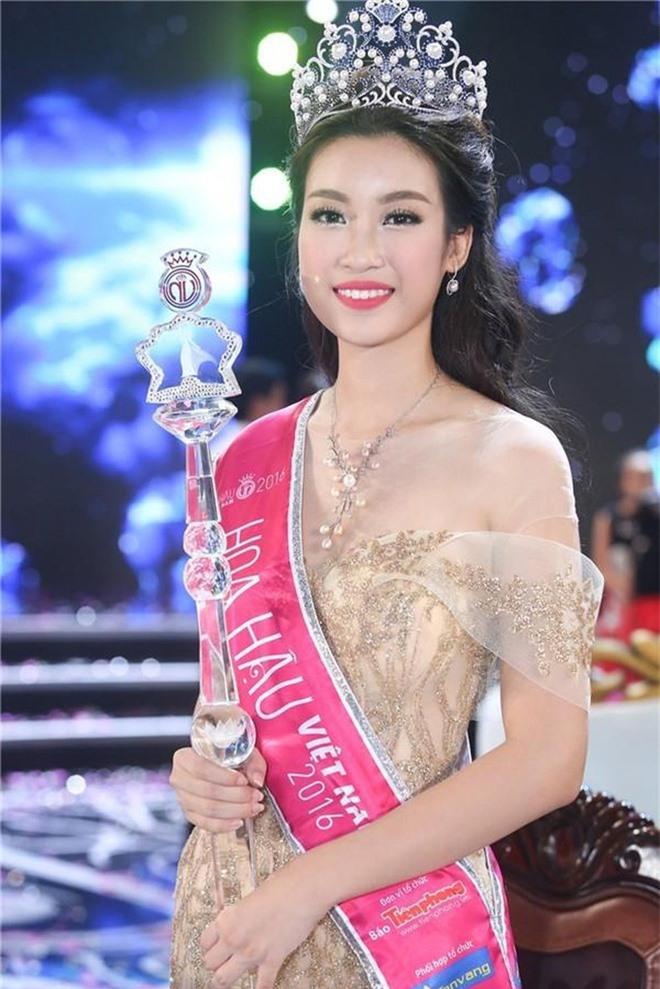 Số đo thay đổi của hoa hậu Việt sau đăng quang - Ảnh 9