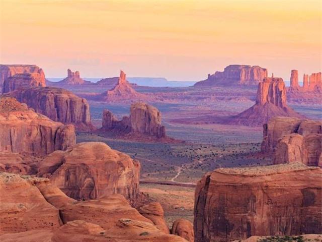 Ngất ngây, 10 thung lũng đẹp kỳ ảo đến khó tin - Ảnh 5.