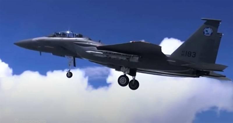Bộ Quốc phòng Mỹ vẫn đặt hàng sản xuất mới tiêm kích F-15. Ảnh: Topwar.
