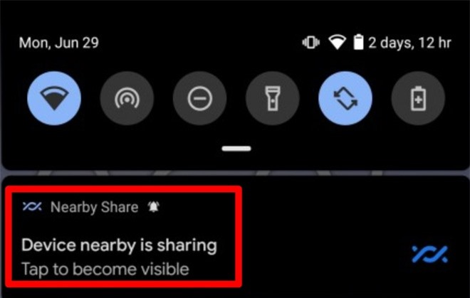 nearby sharing android anh 1
