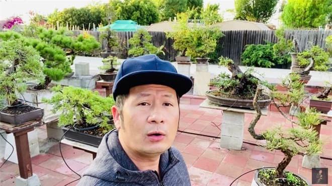vườn nhà Bằng Kiều 1