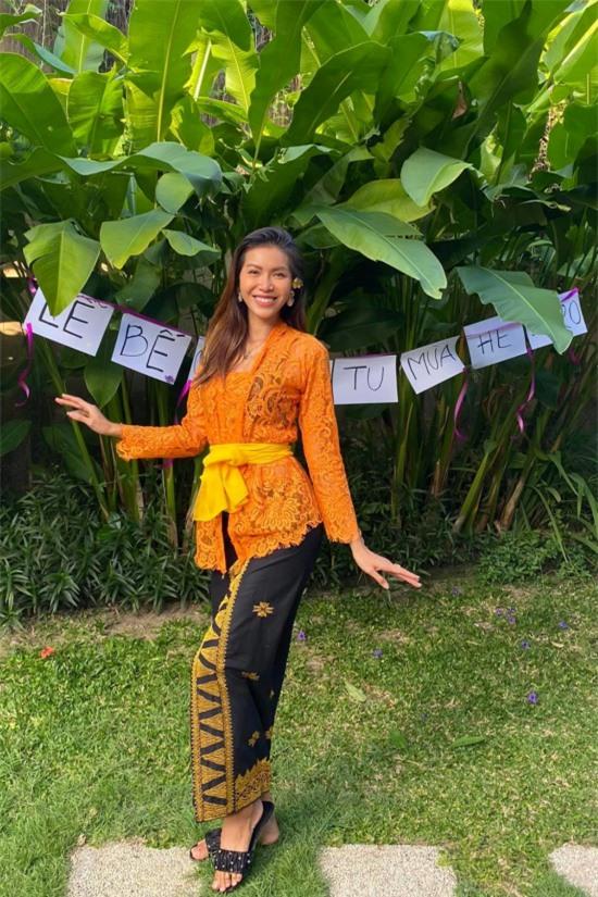 Minh Tú rối bời trước ngày về sau bốn tháng kẹt ở Bali - 4