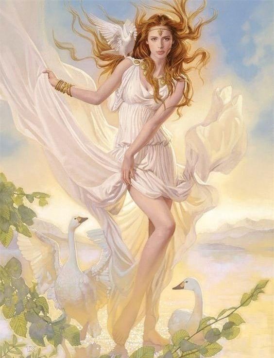 Thần Aphrodite