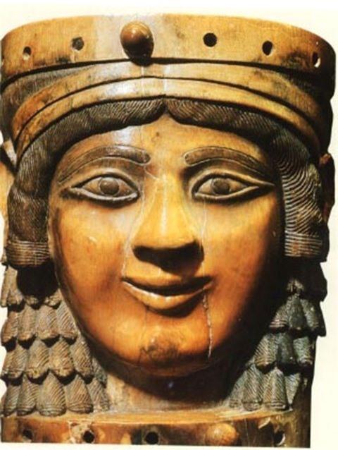 Nữ thần Ishtar