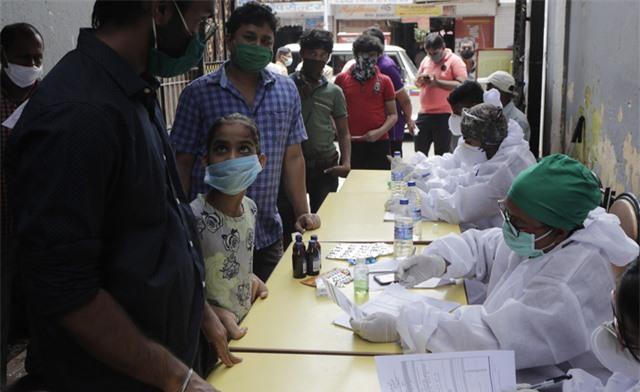 Trên 16,3 triệu người mắc COVID-19 toàn cầu, Ấn Độ ghi nhận số ca nhiễm mới cao nhất thế giới - Ảnh 2.