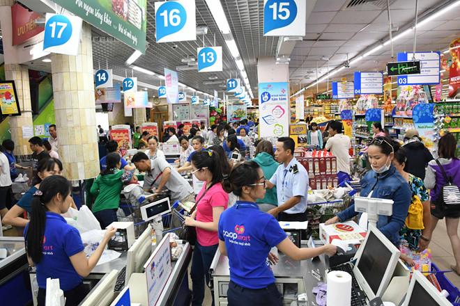 Có dấu hiệu thâu tóm, chiếm đoạt vốn, tài sản của Saigon Co.op.