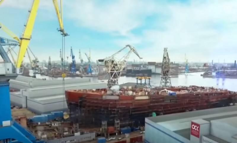 Hải quân Nga sẽ nhận số lượng lớn chiến hạm trong năm 2020. Ảnh: TASS.