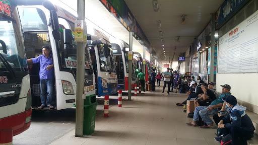 TP.HCM dừng toàn bộ xe đến Đà Nẵng từ chiều 28-7, xe đi ngang Đà Nẵng không được đón khách.