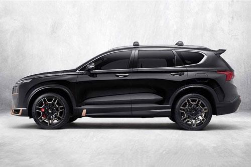 Hyundai Santa Fe 2021.