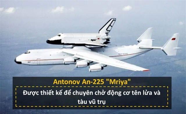 Chuyến bay đầu tiên của Antonov An-225 được thực hiện vào năm 1988