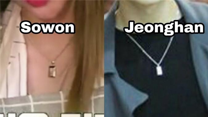 Jeong Han (Seventeen) và So Won (GFriend) bị soi loạt bằng chứng hẹn hò - Ảnh 6