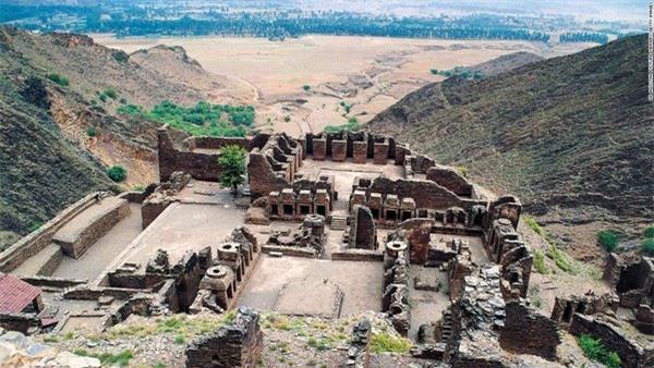 Những thành phố cổ kính chôn giấu nền văn minh nhân loại - 17