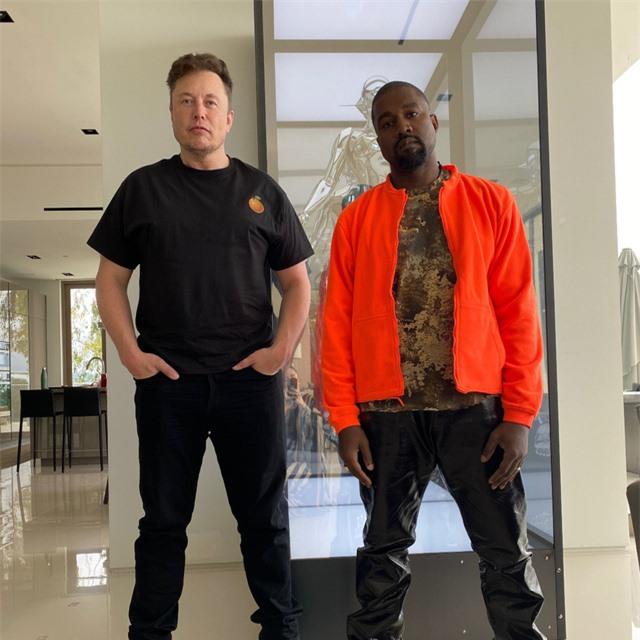Tỷ phú Elon Musk khuyên Kanye West hoãn tranh cử Tổng thống Mỹ 2020 - Ảnh 1.