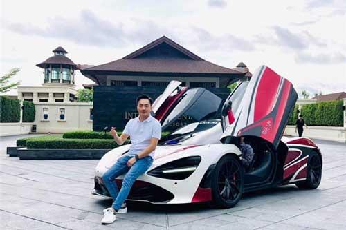 Ông xã Đàm Thu Trang vẫn quyết định rời hội chơi siêu xe sau 10 năm gắn bó